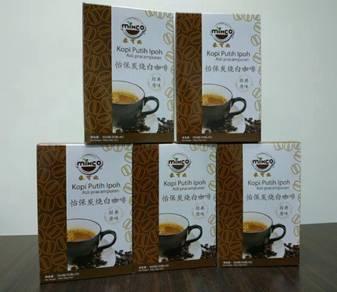 Mixco White Coffee