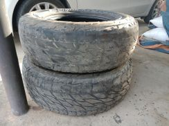 Tyre size 265/70/16