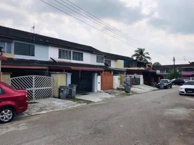 Double Storey Low Cost at Taman Daya, Johor Bahru