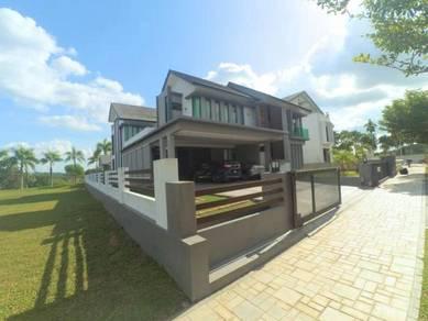NEW ( MODERN CONCEPT ) 2Sty Bungalow HOUSE ( NICE VIEW) Putrajaya 2019