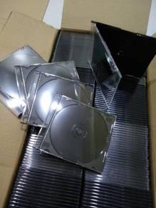 CD/DVD Slim Cases 200pcs/ctn
