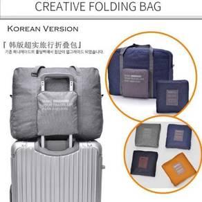 HOT SALE+ Korean version of Travel Bag Folding Bag