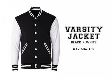 Varsity Jacket Custom Made Design Murah