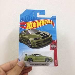 Hot Wheels - Nissan Skyline R34