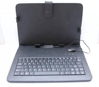 Tablet Keyboard Flip Folio - Using USB connector