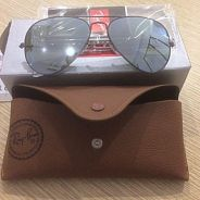 NEW Ray Ban Aviator 58 ORIGINAL ITALY