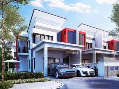 0%D/P FreeHold 22x85 Superlink Tares House [ New Promotion] Cash Back