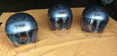 Helmet topi keledar shoie j cruise original japan