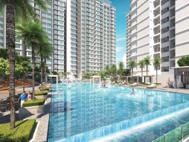 Freehold Parkland Residence Condo Kampung Lapan Melaka