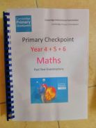 ICGSE Cambridge Math Primary Past Year Paper