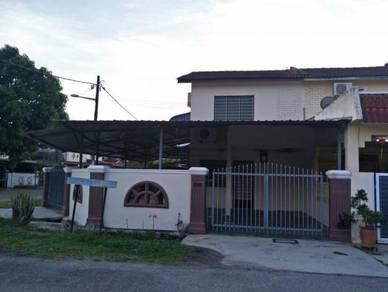 Corner 2 sty house at melaka Baru, Batu Berendam
