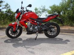 2019 New Benelli tnt 300 TNT300 FREE Exhaust REBAT