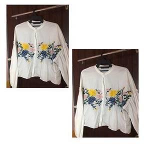 zara blouse Fashion