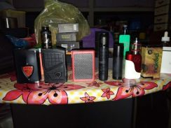 Vape collection