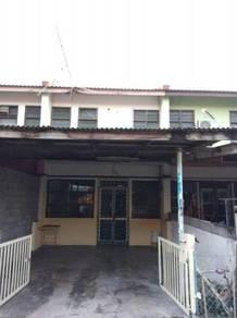 Rumah Sewa Teres Kubang Kerian belakang kedai Eco