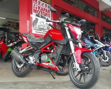 New Benelli TNT 25 TNT250 Dp500