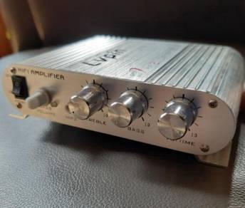 Amplifier superbass kereta/rumah