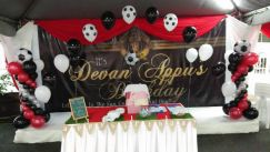 Soccer Theme Decorations