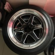 Black Diamond 4WD rims