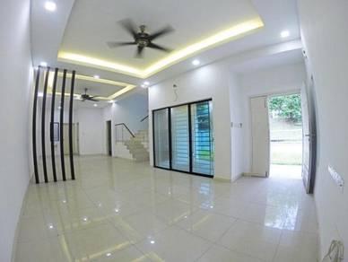 END LOT 2.5 Storey Terrace House Cahaya Alam Sek U12 Shah Alam NEGO