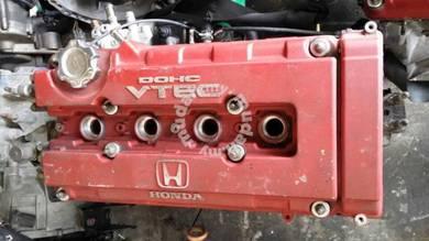 Honda b18c type r engine kosong