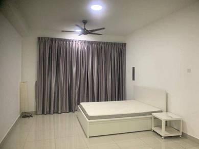 Parc Regency Plentong Studio Apartment RENT Disewa NEAR TESCO MASAI