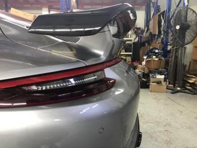 Porsche Carrera 991 991.2 Techart Rear Spoiler