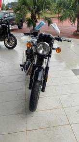 Benelli IMPERIALE 400 (Low Dep)
