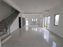 [NEWLY COMPLETED] End Lot Double Storey, Setia Permai 2, Setia Alam