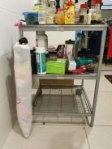 Ikea 'UDDEN' Kitchen Table