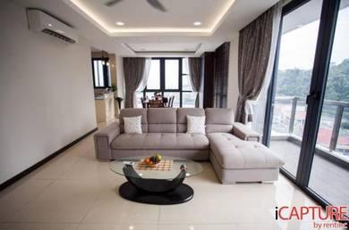 Jesselton Residences Kota Kinabalu | 11th Floor - Corner Unit