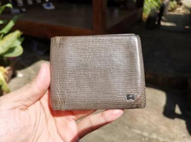 Braun Buffel Grey Wallet