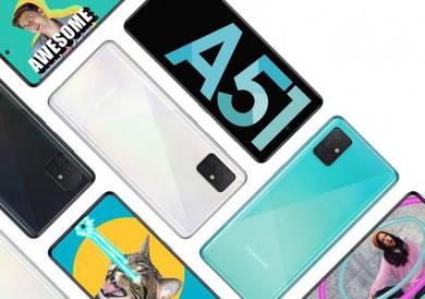 Samsung Galaxy A51 (6GB/128GB) 48MP New
