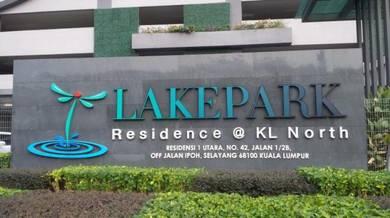 Lakepark Condo 2 Car Park Selayang 18 More Choose