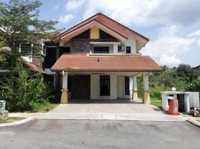 2 Storey Semi D Precint 15 Putrajaya(facing open)