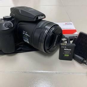 Nikon P900 (83xzoom)
