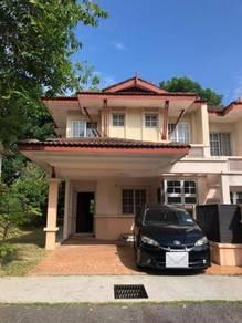 END LOT Double Storey House Putrajaya Presint 9
