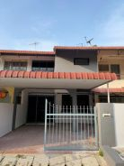Refurbished Double Storey House For Sale