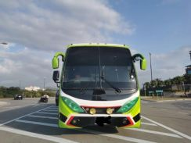 40 Seater Bas Bus Nissan