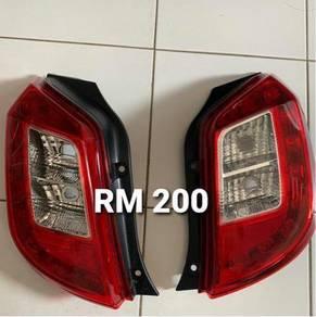 Perodua axia tail lamp