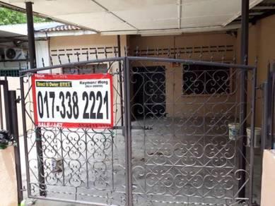Taman bamboo, 1sty house 20x65, nr jalan ipoh