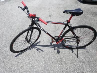 Bicycle/Basikal Fixie Black