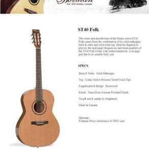 Norman handmade acoustic guitar