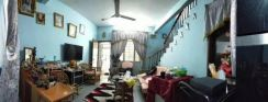 Telok Gedung Indah, Port Klang Low Cost Cheapest House