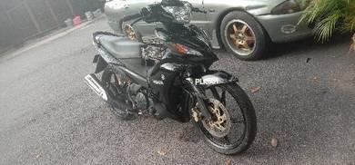 Yamaha lc135 5speed utk dijual