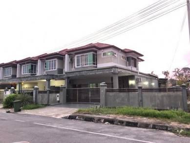 Unigarden Double Storey Corner Terrace