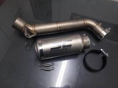 Honda cbr1000rr CBR1000RR ekzos exhaust system