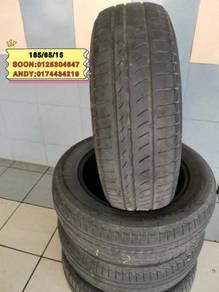 Used 185/65/15 Pirelli Tyre Tire Tayar Livina