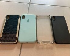 Assorted iPhone X/XS case