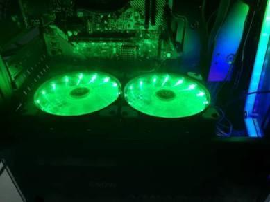 Armageddon jade blade (cpu fan x2)